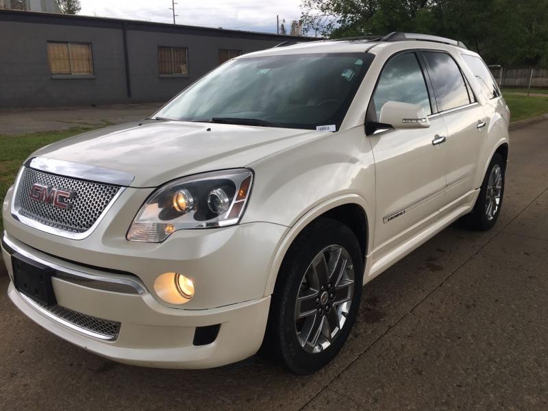 GMC Acadia 2011 price $7,500