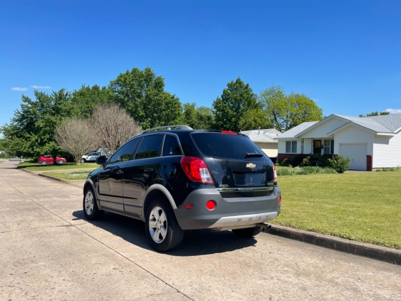 Chevrolet Captiva Sport Fleet 2014 price $9,999