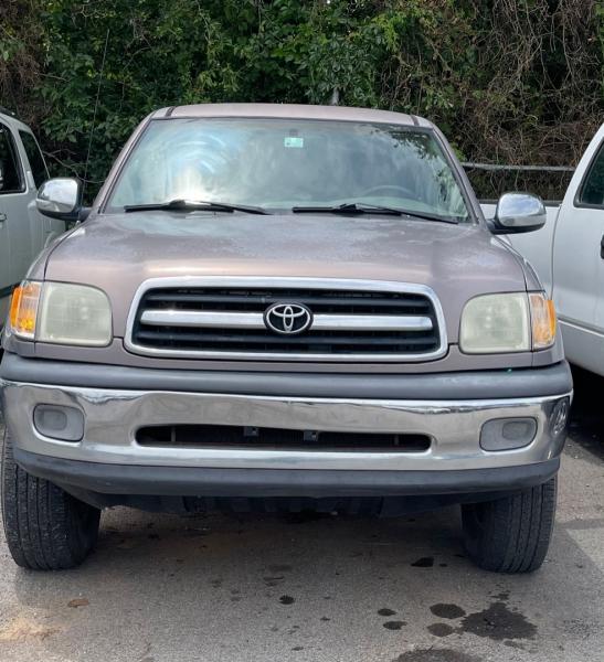 Toyota Tundra 2002 price $4,500