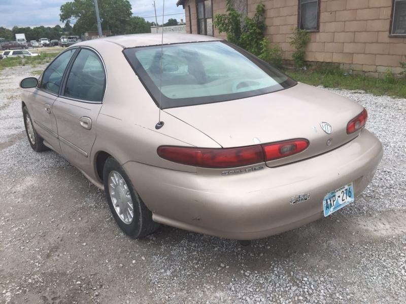 Mercury Sable 1999 price $2,000