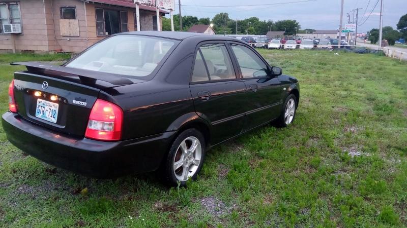 Mazda Protege 2003 price $2,499