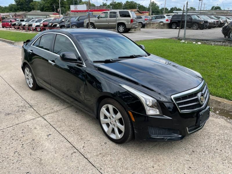 Cadillac ATS 2013 price $3,500