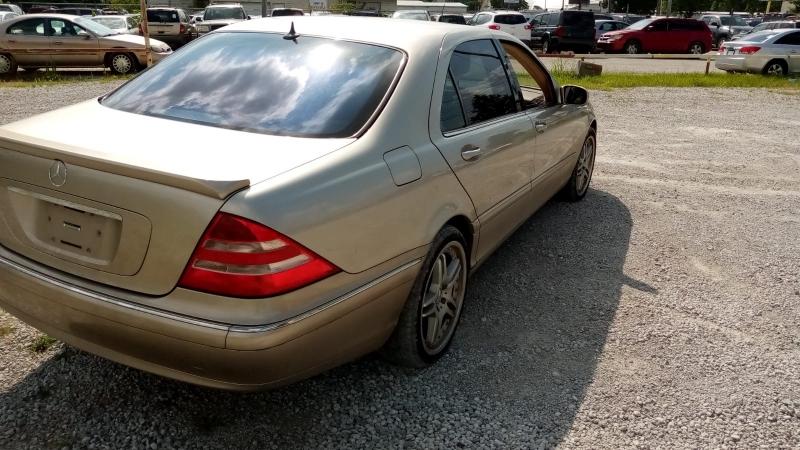 Mercedes-Benz S-Class 2002 price $2,999