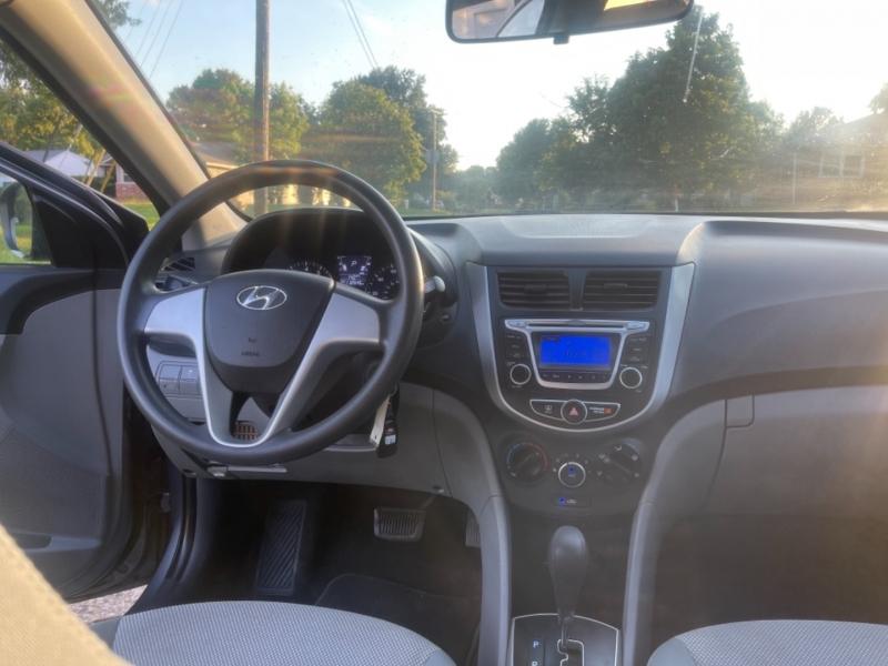 Hyundai Accent 2014 price $7,999