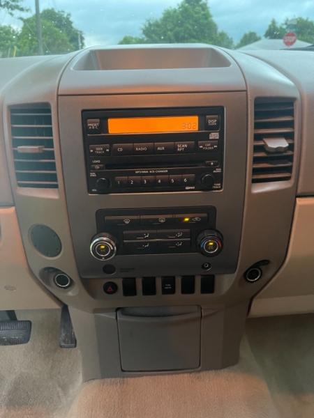 Nissan Titan 2009 price $11,999