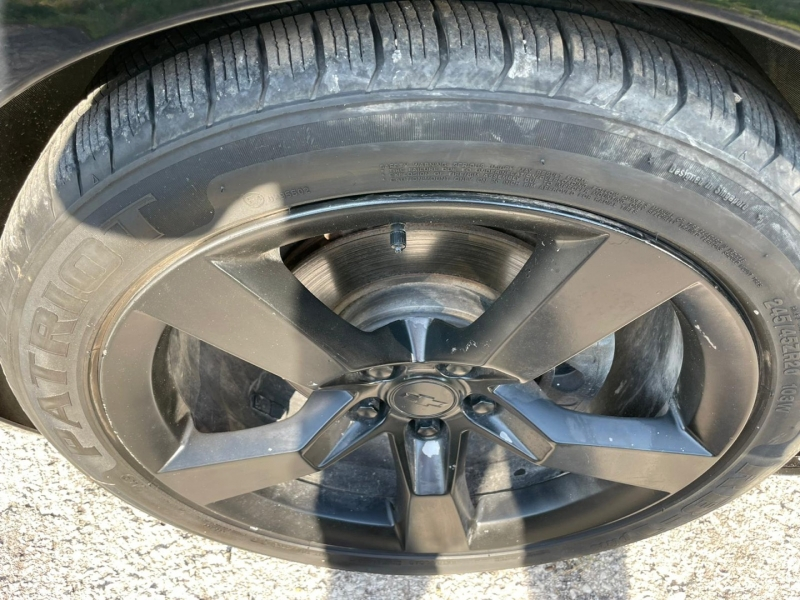Chevrolet Camaro 2012 price $17,000