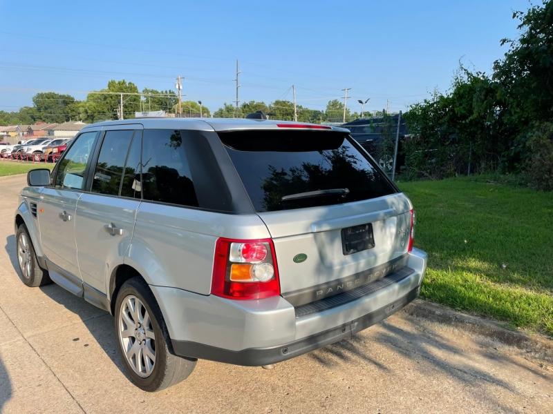 Land Rover Range Rover Sport 2007 price $11,999