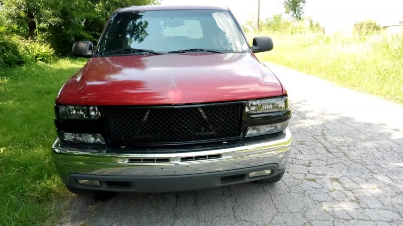 Chevrolet Tahoe 2003 price $5,999