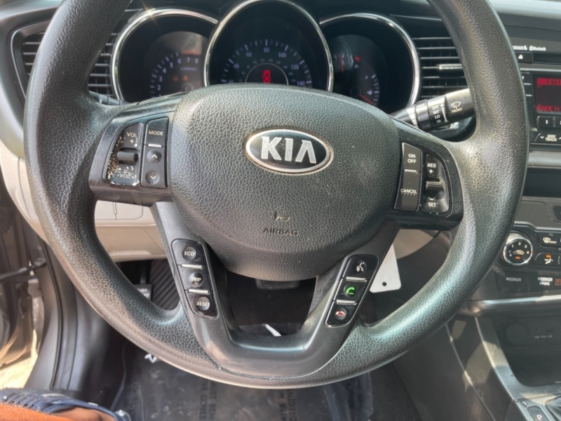 Kia Optima 2013 price $11,999