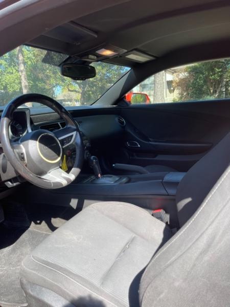 Chevrolet Camaro 2011 price $10,500