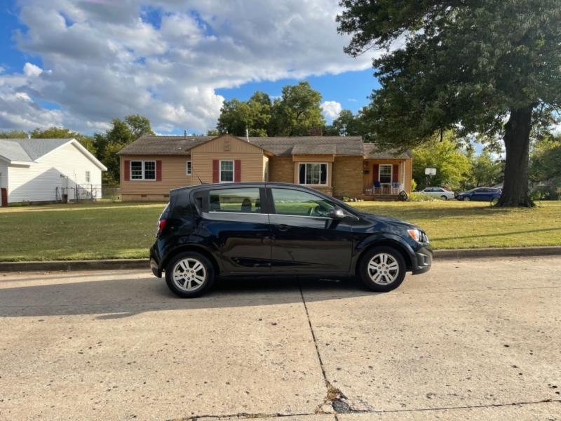 Chevrolet Sonic 2013 price $7,500