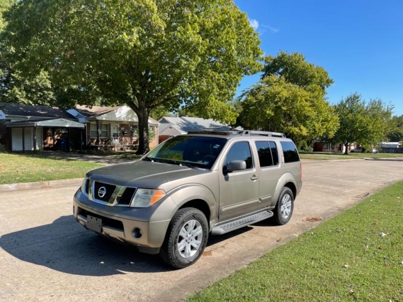 Nissan Pathfinder 2007 price $2,999