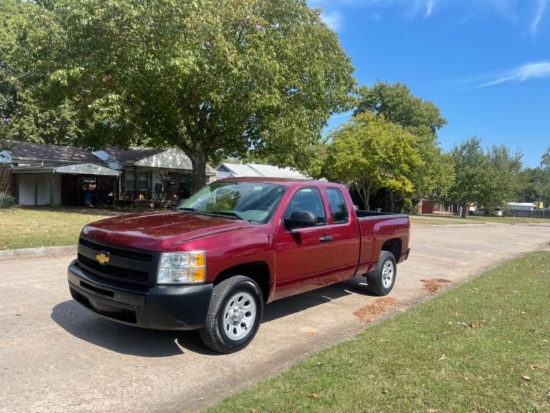 Chevrolet Silverado 1500 2013 price $11,999