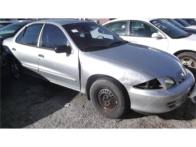 Chevrolet Cavalier 2001 price $1,500