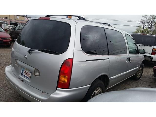 Nissan Quest 2000 price $1,500
