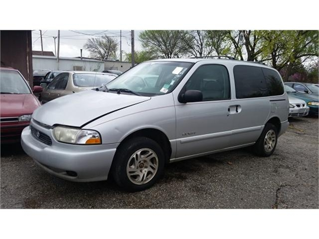 2000 nissan quest 4 dr gle passenger van hi tech motors dealership in tulsa 2000 nissan quest 4 dr gle passenger van