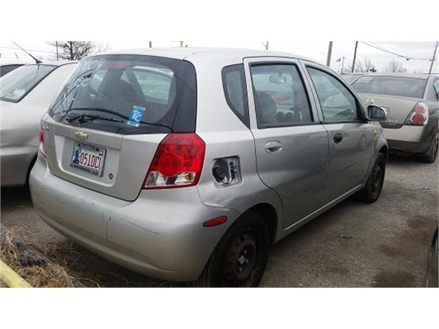 Chevrolet Aveo 2004 price $1,999