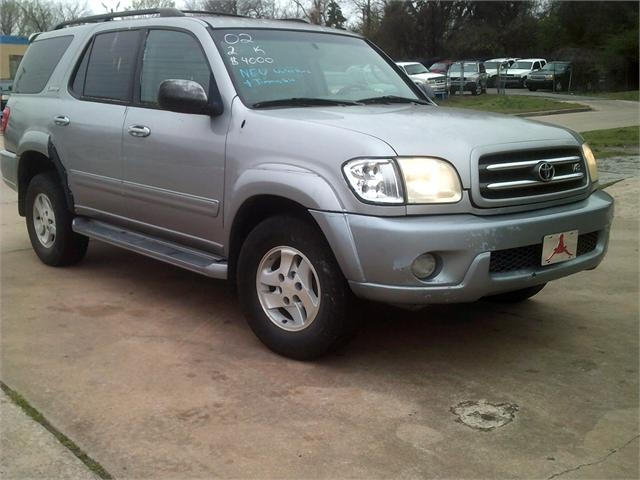 2002 toyota sequoia limited 2wd hi tech motors dealership in tulsa 2002 toyota sequoia limited 2wd