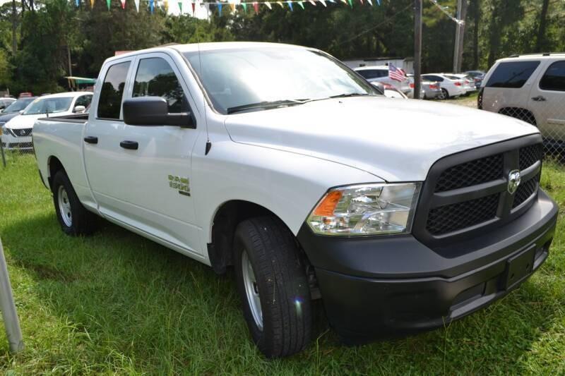 RAM Ram Pickup 1500 Classic 2019 price $22,757