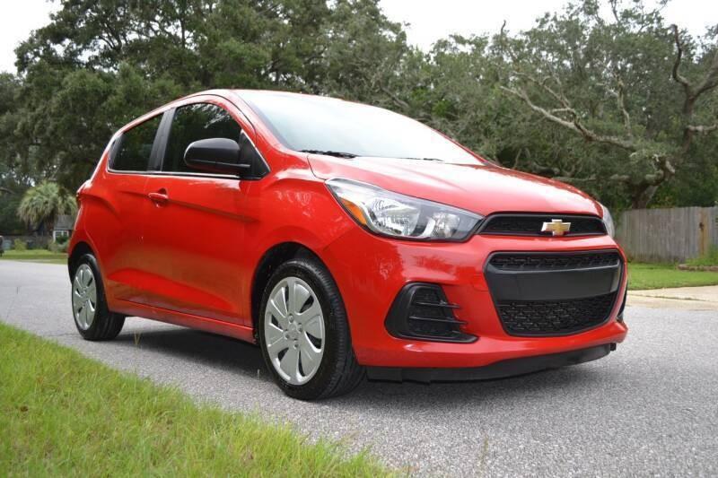 Chevrolet Spark 2017 price $7,878
