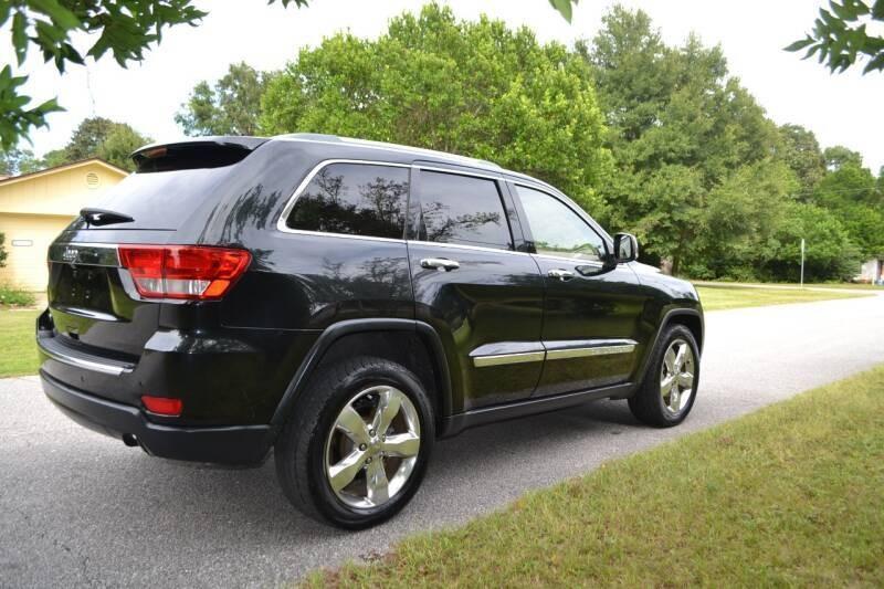 Jeep Grand Cherokee 2012 price $12,787