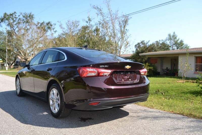 Chevrolet Malibu 2020 price $14,865
