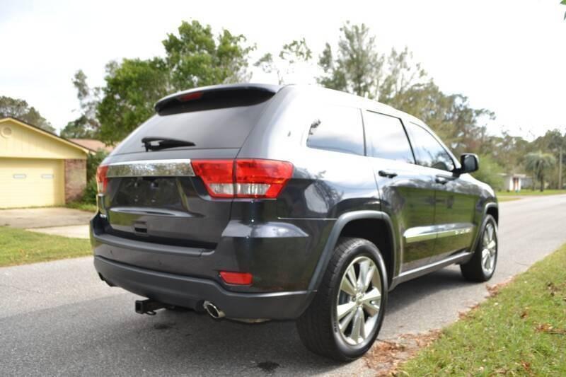 Jeep Grand Cherokee 2012 price $14,687