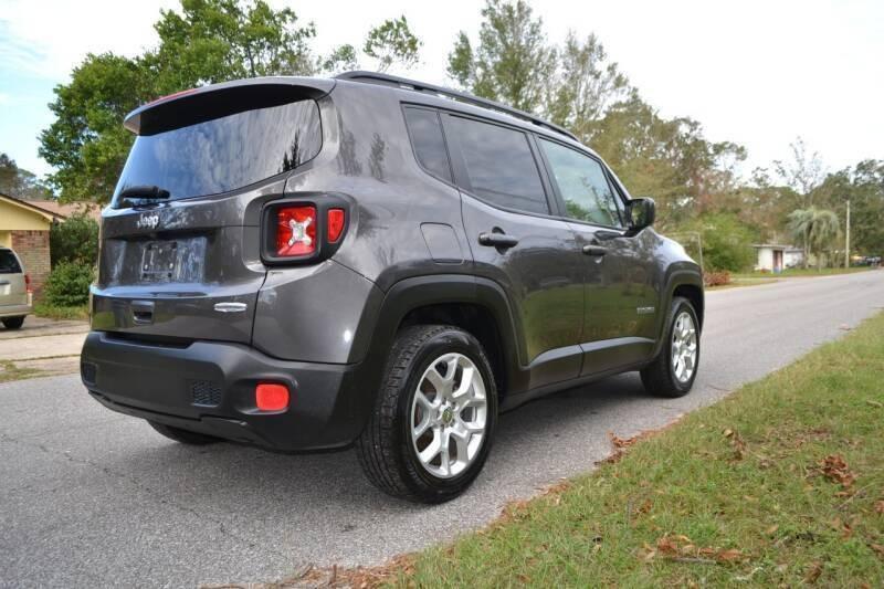 Jeep Renegade 2018 price $15,678
