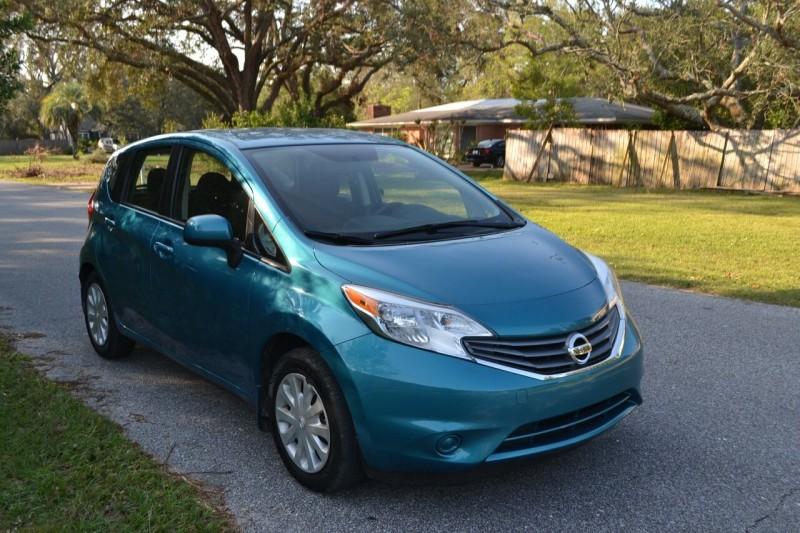 Nissan Versa Note 2014 price $7,868