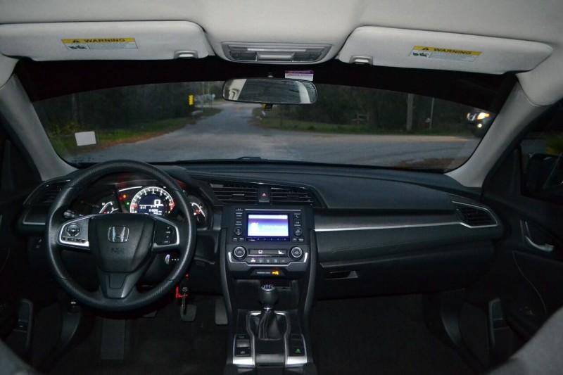 Honda Civic 2018 price $13,262
