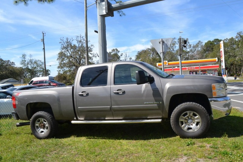 Chevrolet Silverado 2500HD 2007 price $19,300