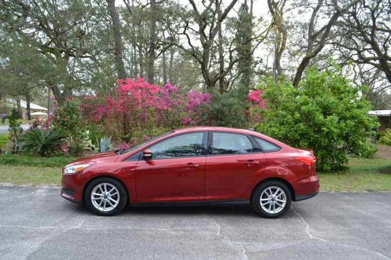 Ford Focus 2015 price $8,434