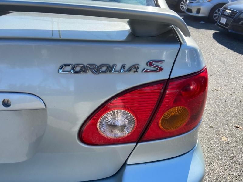 Toyota Corolla 2003 price $4,995