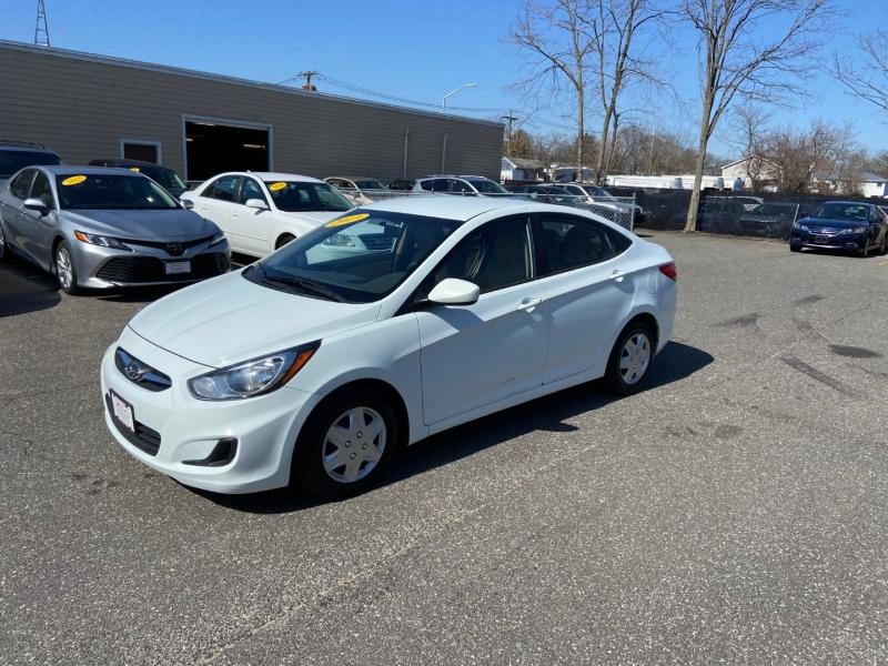 Hyundai Accent 2013 price $8,795
