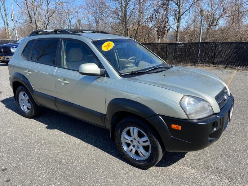 Hyundai Tucson 2008 price $5,995