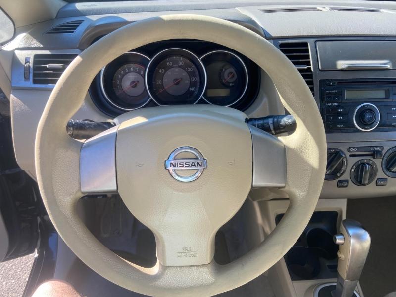 Nissan Versa 2007 price $4,395