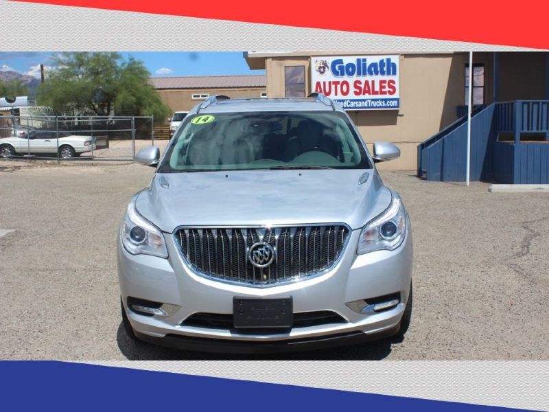 Buick Enclave 2014 price $16,700