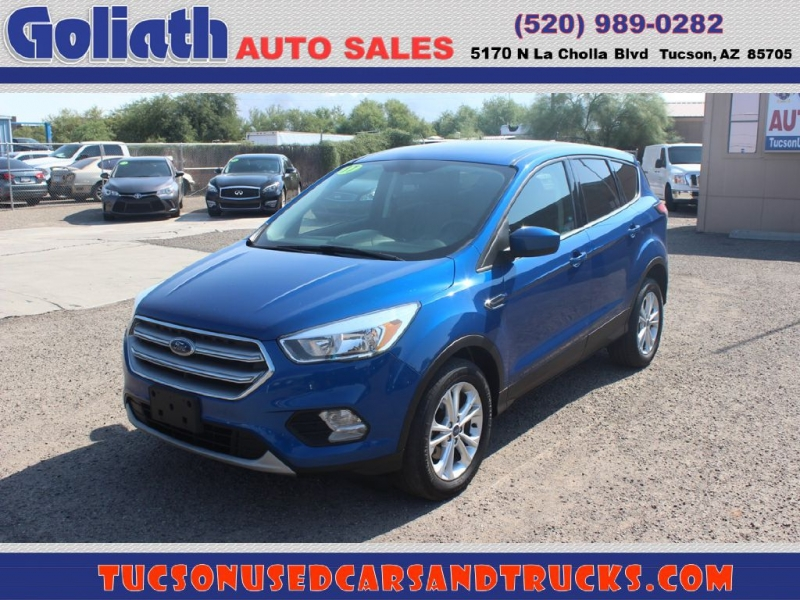 Ford Escape 2017 price $11,500