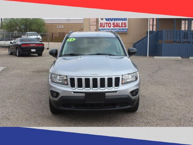 Jeep Compass 2016 price $10,750