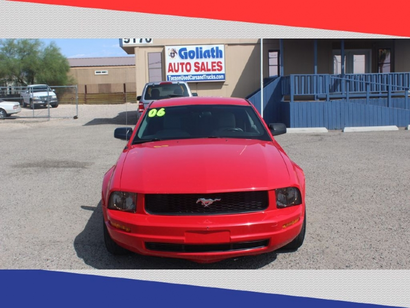 Ford Mustang 2006 price Call for Pricing.