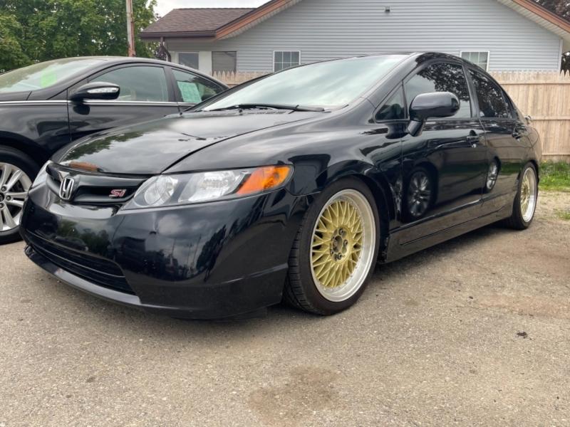 Honda Civic Si 2007 price $8,800