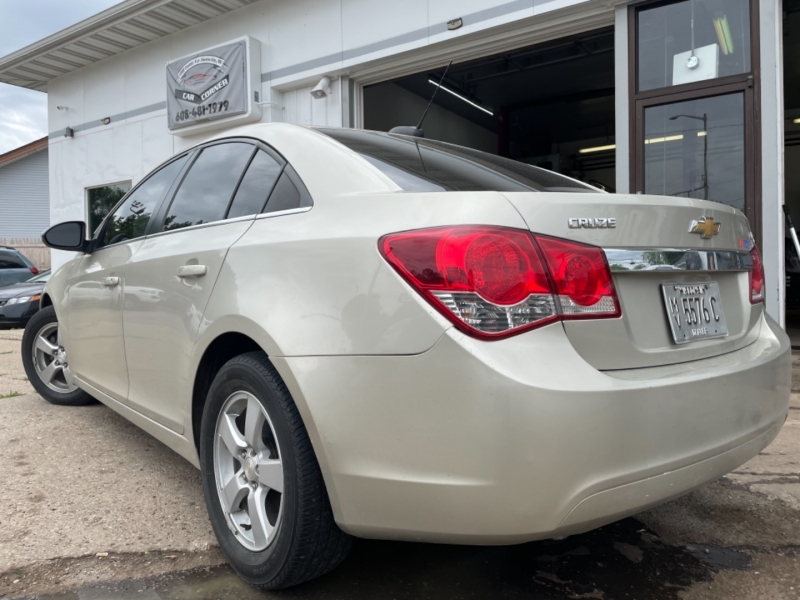 Chevrolet Cruze 2016 price $10,051