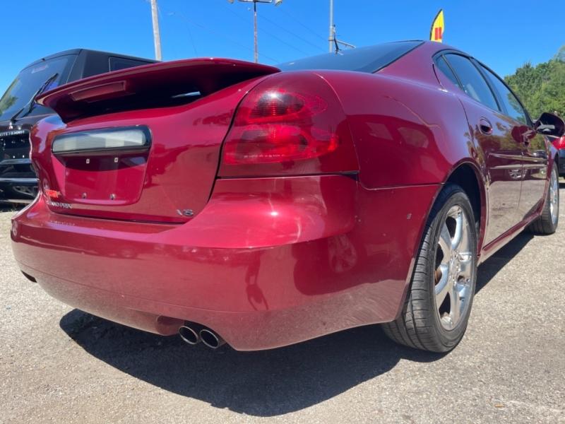 Pontiac Grand Prix 2007 price $9,254
