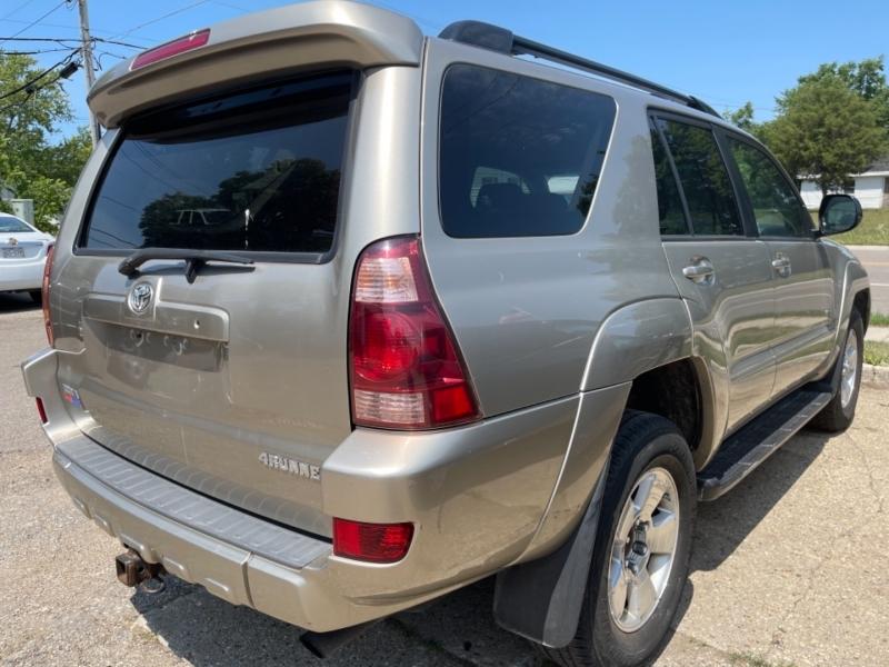 Toyota 4Runner 2005 price $7,650