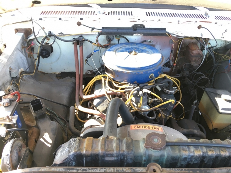 FORD F100 1975 price $3,995