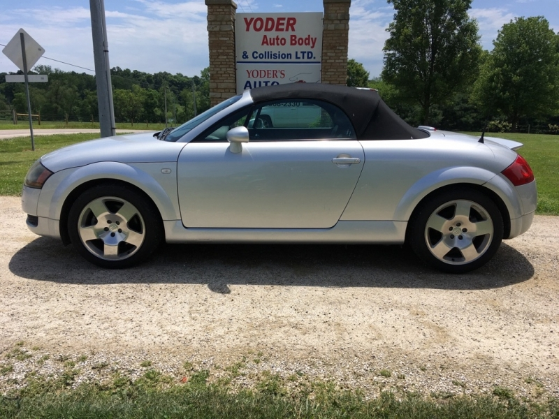 Audi TT 2001 price $10,995