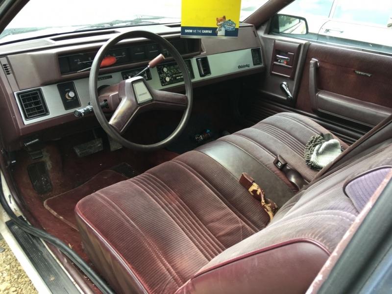 Chevrolet Celebrity 1986 price $1,500