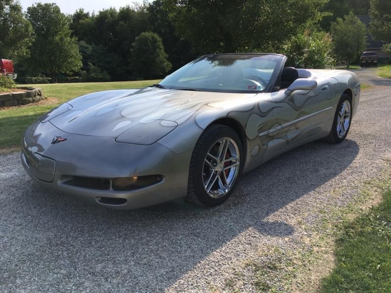Chevrolet Corvette 1998 price $17,995