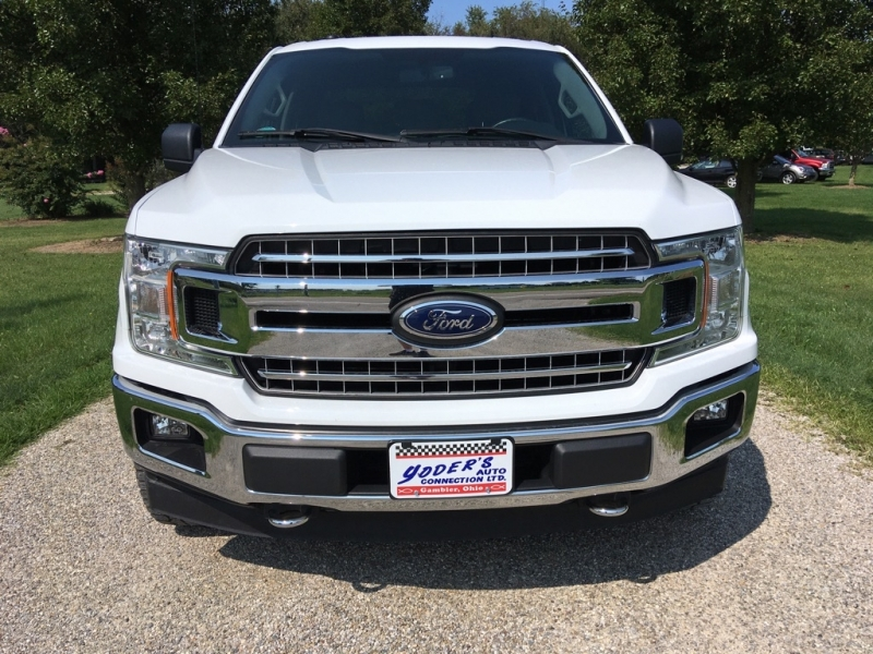 Ford F-150 2018 price $34,995