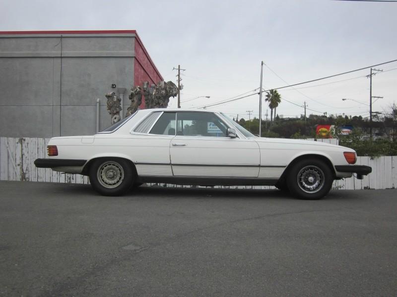 Mercedes-Benz SLC 450 1976 price $5,995